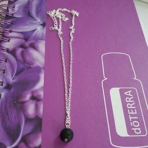 Jewelry - Brand new lava bead diffuser necklace